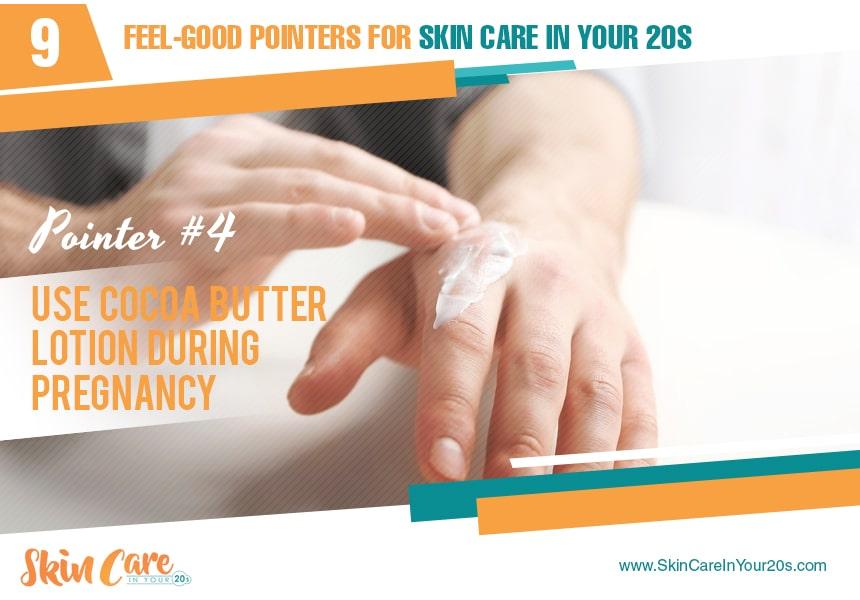 practice proper hygiene skin care in your 20s
