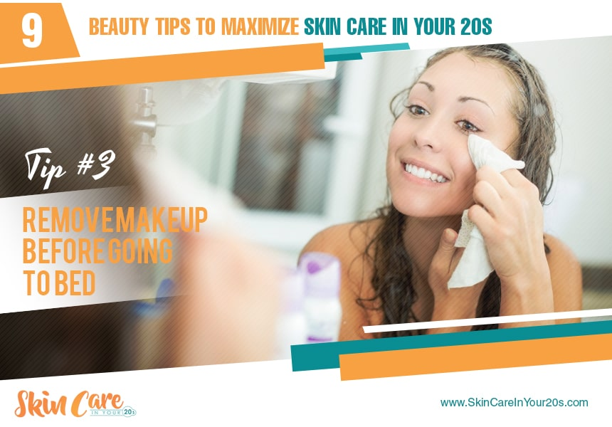 moisturize lips and eye area skin care in your 20s